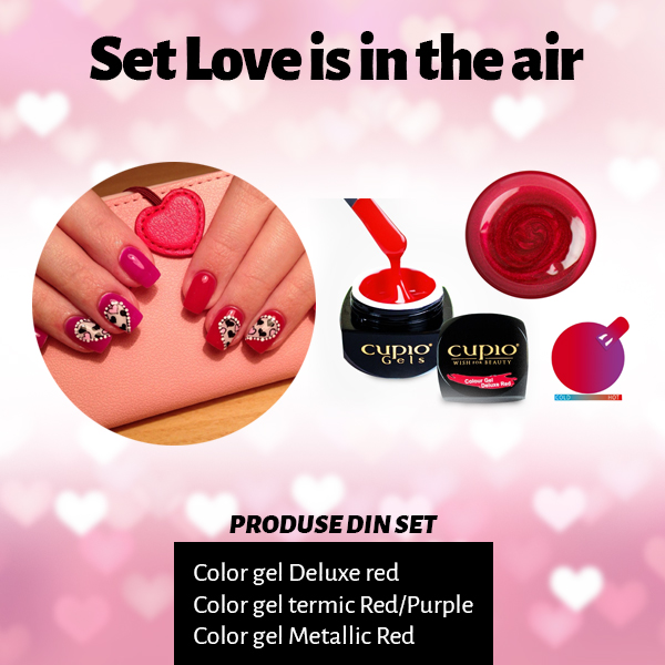 Set Love Is in the Air
