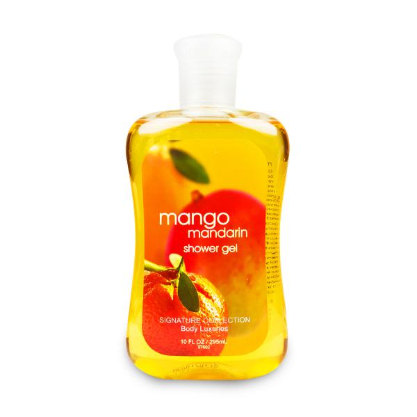 Body Luxuries Shower Gel Mango Mandarin