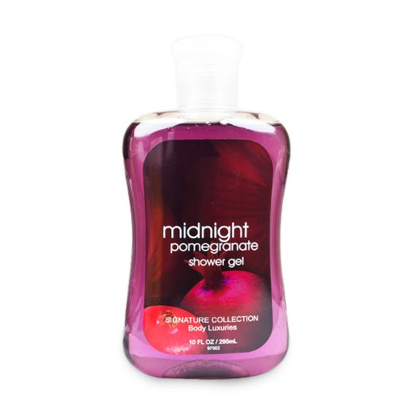 Body Luxuries Shower Gel Midnight Pomegranate