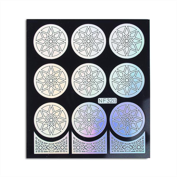Sabloane Vinyl NF320