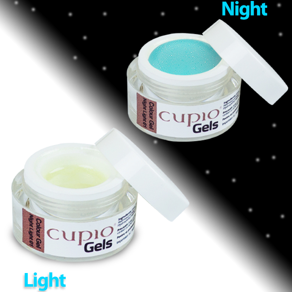 Gel Fluorescent Night Light 01