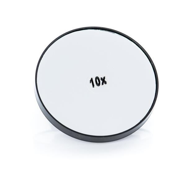 Oglinda cosmetica cu lupa 10X