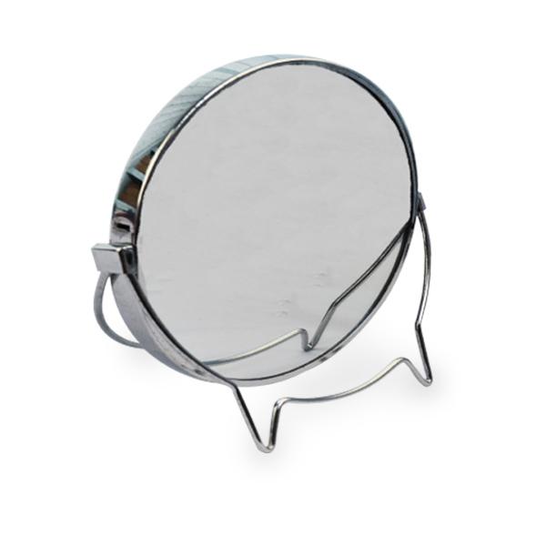 Oglinda cosmetica cu lupa 17 cm