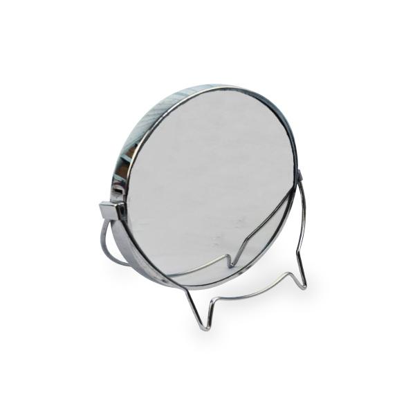 Oglinda cosmetica cu lupa 15 cm
