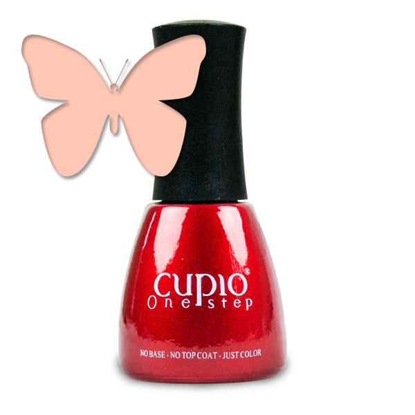 Gel Lac 3 In 1 Cupio One Step Nude 15ml R013