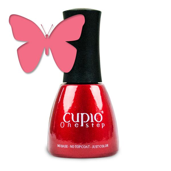 Gel Lac 3 In 1 Cupio One Step Tulip 15ml R115