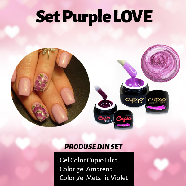 Set Purple Love
