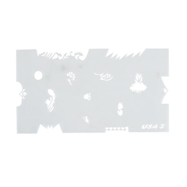 Sablon Airbrush U5