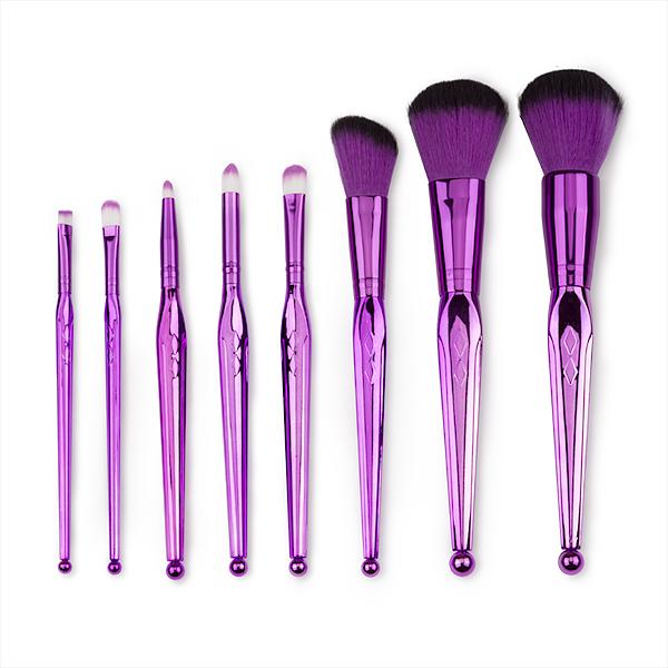 Set 8 pensule Electric Purple