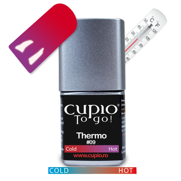 Gel Lac Thermo #09 15ml
