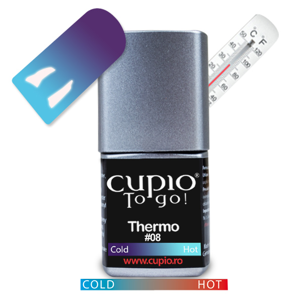 Gel Lac Thermo #08 15ml