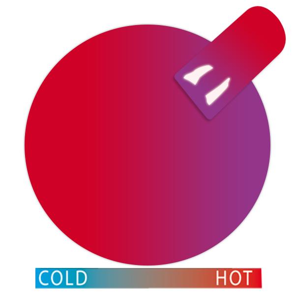 Gel Termic Cupio Red-purple