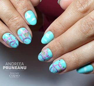 La bicicleta ???? • ✨Nail artist: @pruneanu.andreea ✨ • #Cupio #summernails #nails #CupioNails #CupioSummer #nailstagram #nailart #nailsofinstagram #naildesign #instanails